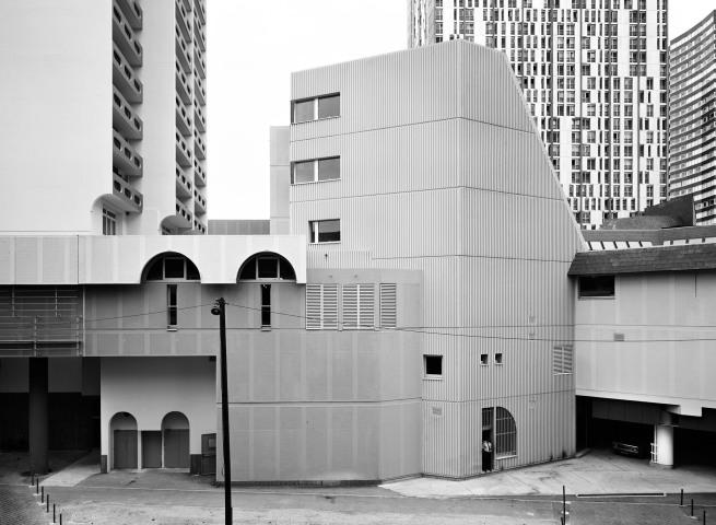 Thomas Struth(born 1954) 'Rue de Beaugrenelle, Beaugrenelle, Paris' 1979