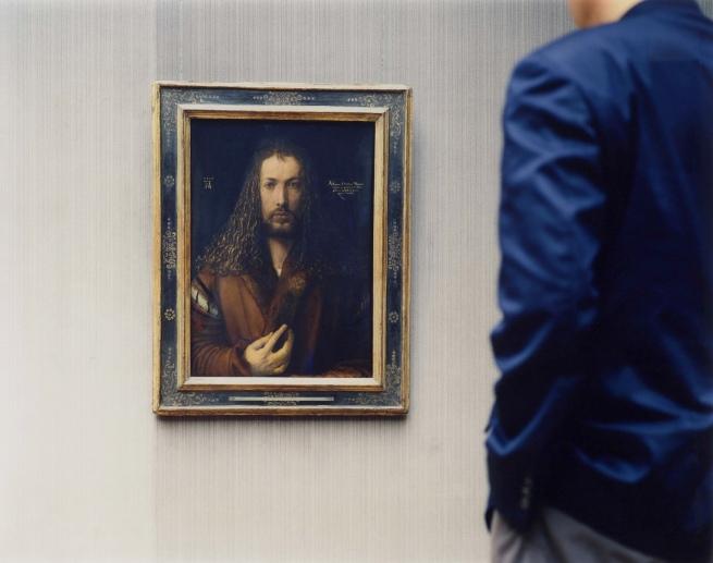 Thomas Struth(born 1954) 'Self-Portrait, Munich' 2000
