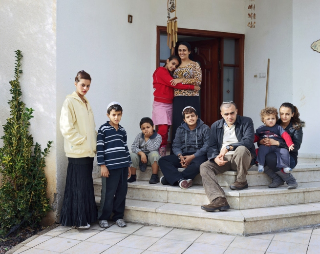 Thomas Struth (born 1954) 'The Faez Family, Rehovot' 2009