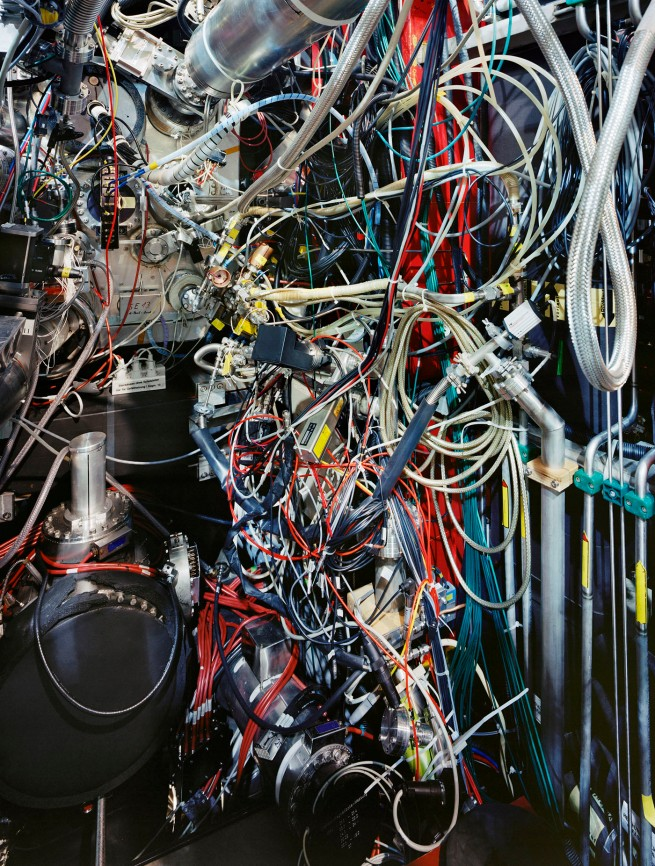 Thomas Struth (born 1954) 'Tokamak Asdex Upgrade Periphery, Max Planck IPP, Garching' 2009