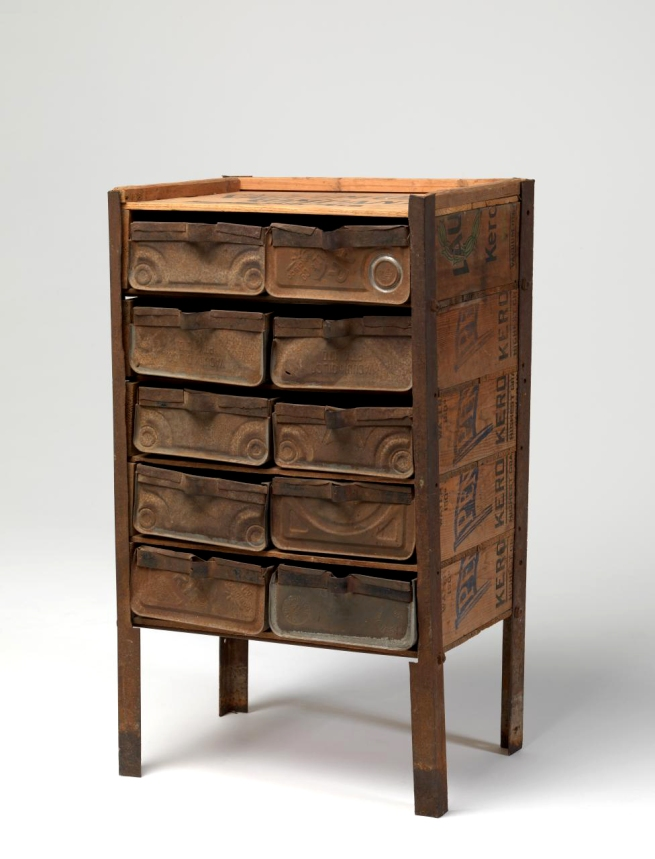 Unknown, Australia. 'Chest of drawers' 1920s-40s