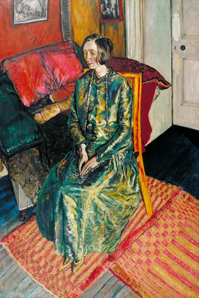 Alvaro Guevara (1894-1951) 'Dame Edith Sitwell' 1916