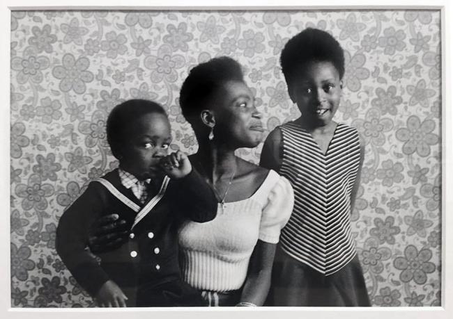 Dennis Morris. ''Mother's Pride', Hackney' 1976, printed 2012