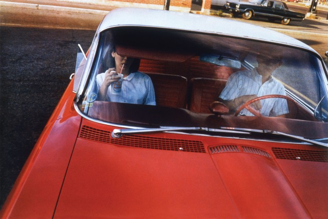 William Eggleston. 'Los Alamos' series 1965-1968