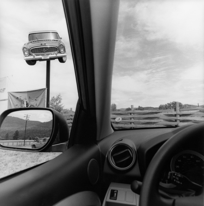 Lee Friedlander. 'Montana' 2008