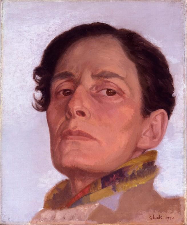 Gluck (Hannah Gluckstein) 'Self-Portrait' 1942