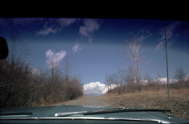 Joel Meyerowitz. 'Upstate New York' 1977