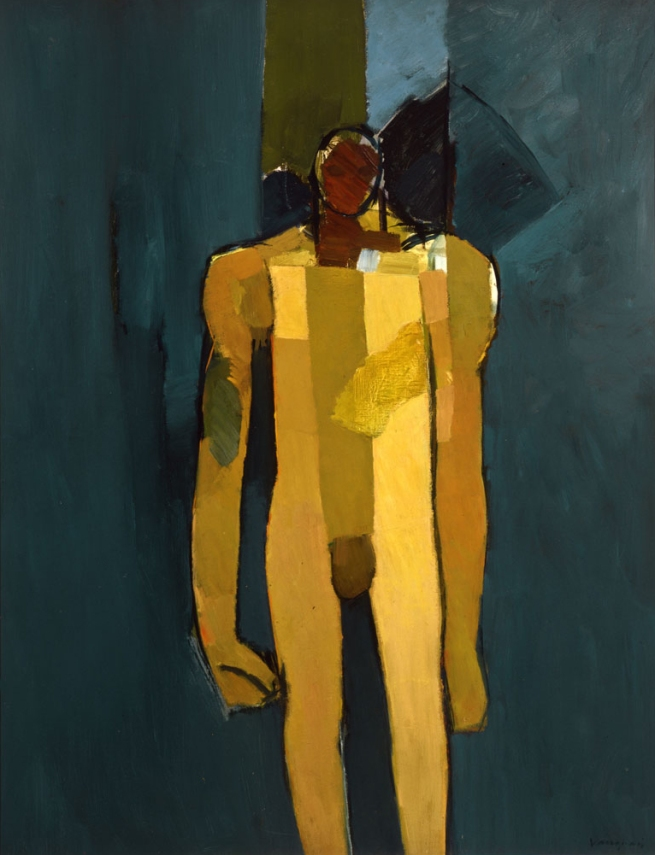 Keith Vaughan (1912-1977) 'Kouros' 1960