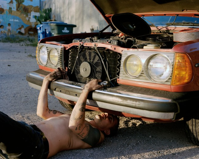 Justine Kurland. '280 Coup' 2012
