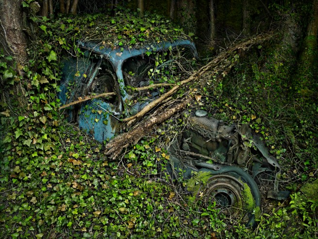 Peter Lippmann. 'Citroën Traction 7' 2012