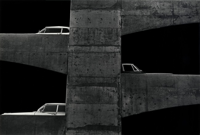 Ray K. Metzker. 'Washington, DC' 1964