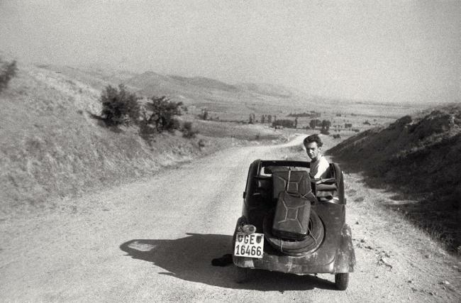 Nicolas Bouvier. 'Entre Prilep et Istanbul, Turquie' 1953