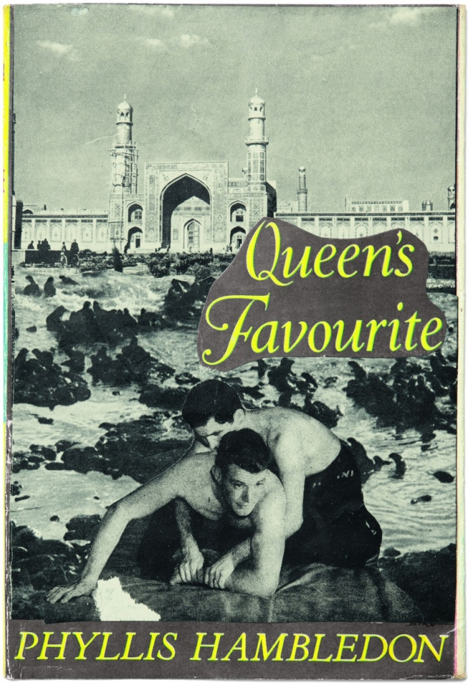 Joe Orton and Kenneth Halliwell. 'Queen's Favourite'