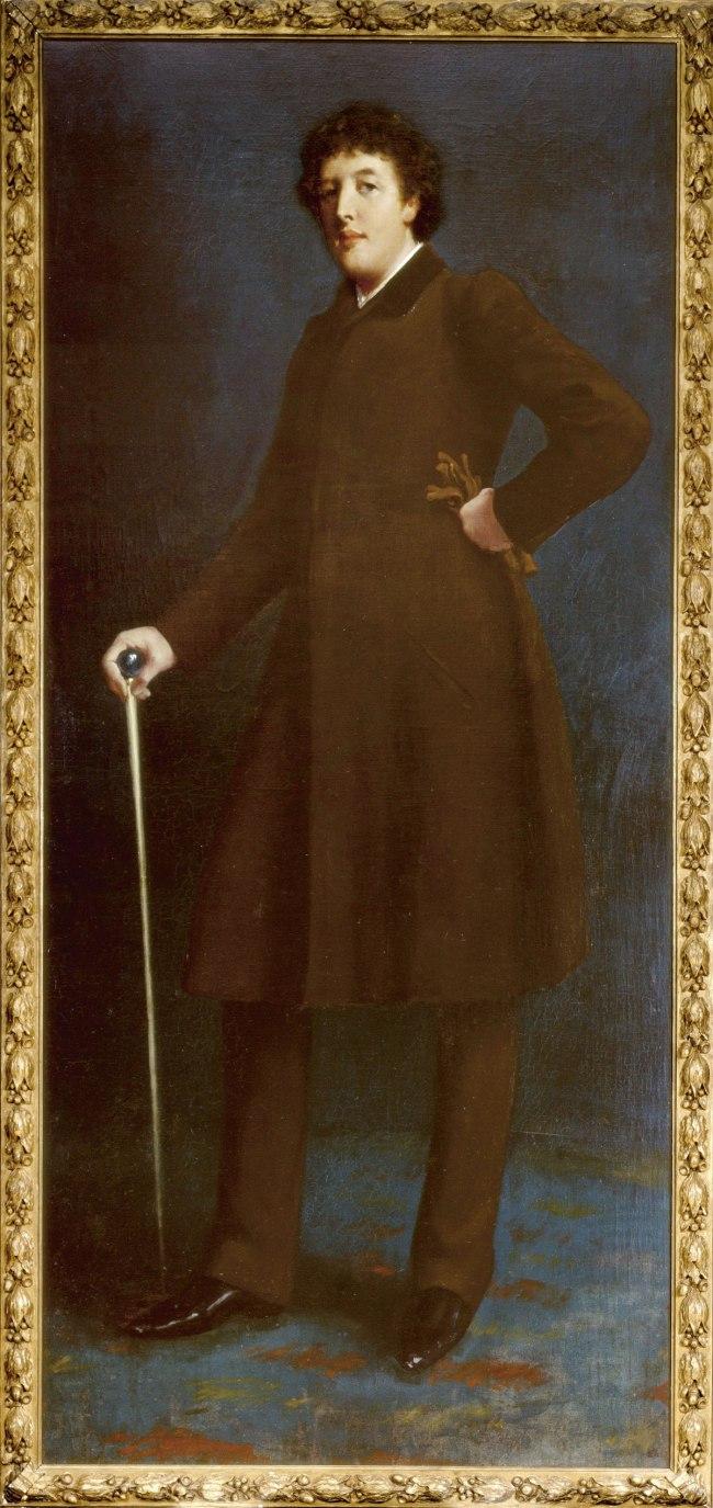 Robert Goodloe Harper Pennington. 'Oscar Wilde' c. 1881