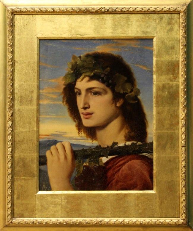 Simeon Solomon (1840-1905) 'Bacchus' 1867