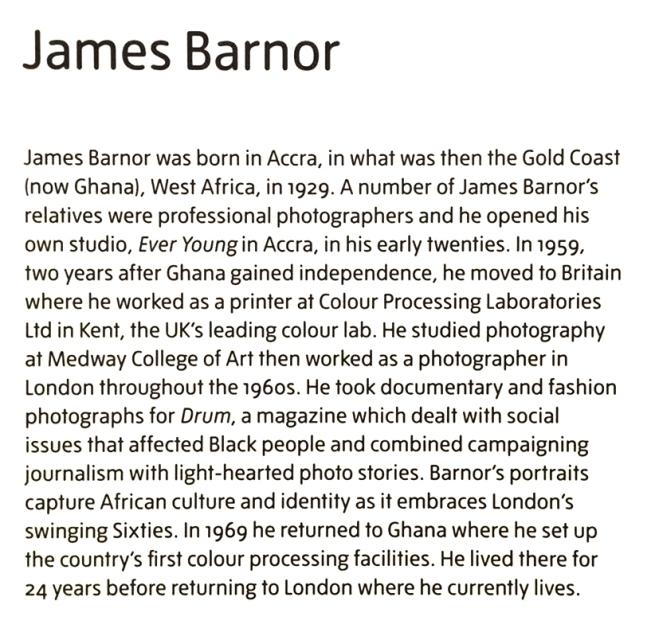 James Barnor