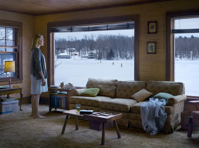 Gregory Crewdson. 'The Disturbance' 2014