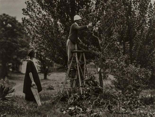Alfred Stieglitz (American, 1864-1946) 'Georgia O'Keeffe: A Portrait (9)' probably around 1921