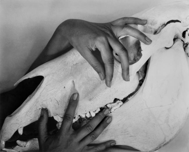 Alfred Stieglitz (American, 1864-1946) 'Georgia O'Keeffe: A Portrait (15)' 1930
