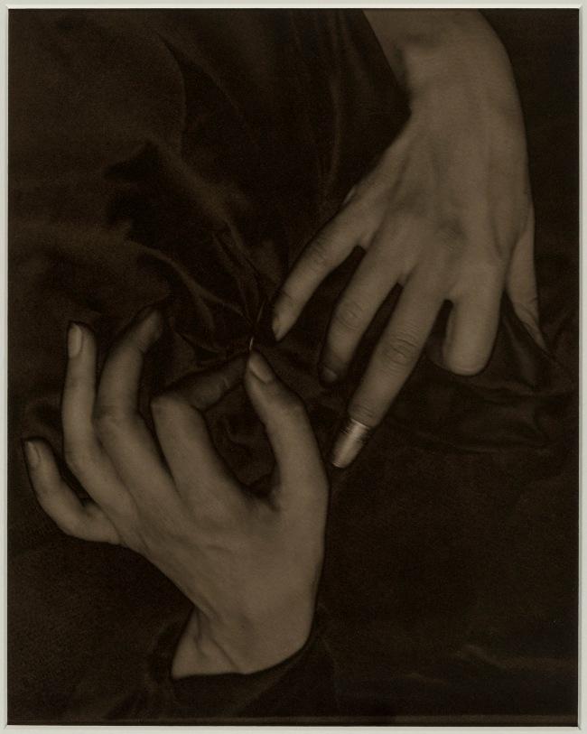 Alfred Stieglitz (American, 1864-1946) 'Georgia O'Keeffe: A Portrait (8)' 1919