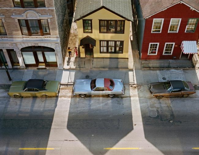 Wayne Sorce. 'Halsted Street, Chicago' 1978