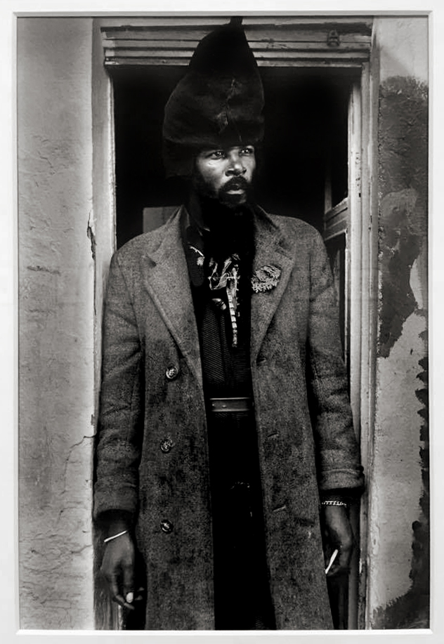 Colin Jones From the series 'The Black House, 571 Holloway Road, London' 1976, printed 2012