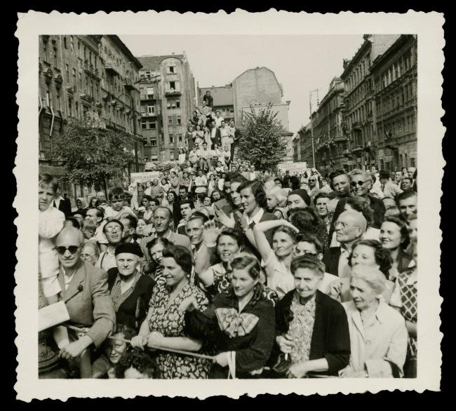 Joyce Evans. 'Budapest Festival' 1949