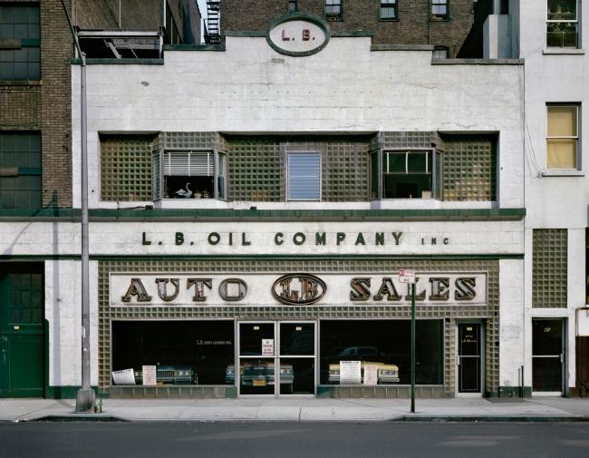 Wayne Sorce. 'L.B. Oil, New York' 1984
