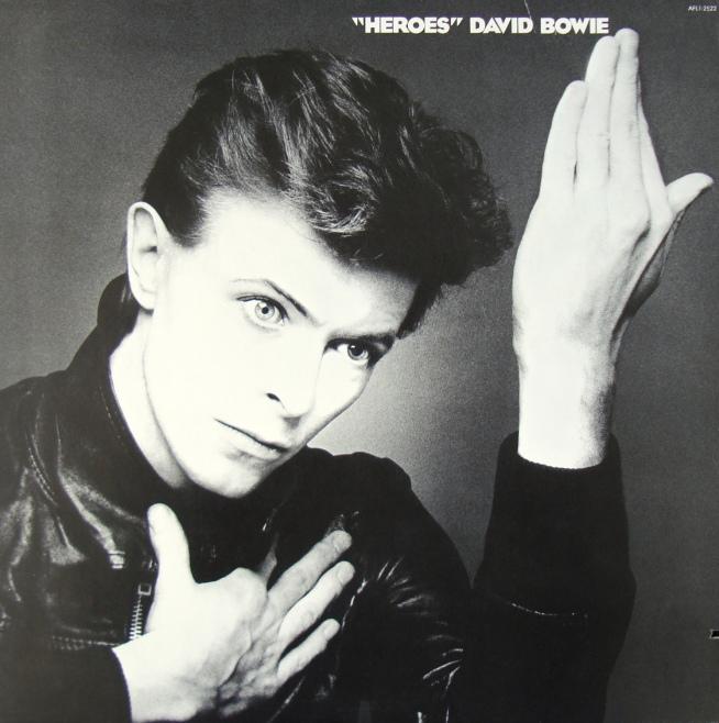 Masayoshi Sukita. 'David Bowie - Heroes' 1977