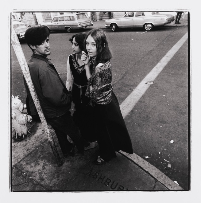 Herb Greene (American, born in 1942) 'Ohio to San Fransico: Haight Street 1967 (Plate 30)' 1967, printed 2013