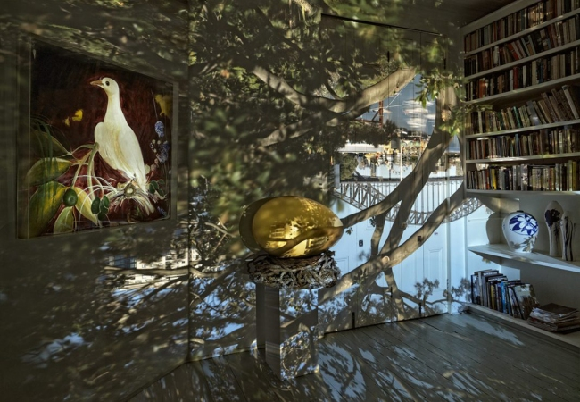 Robyn Stacey. 'Wendy and Brett Whiteley's Library' 2016