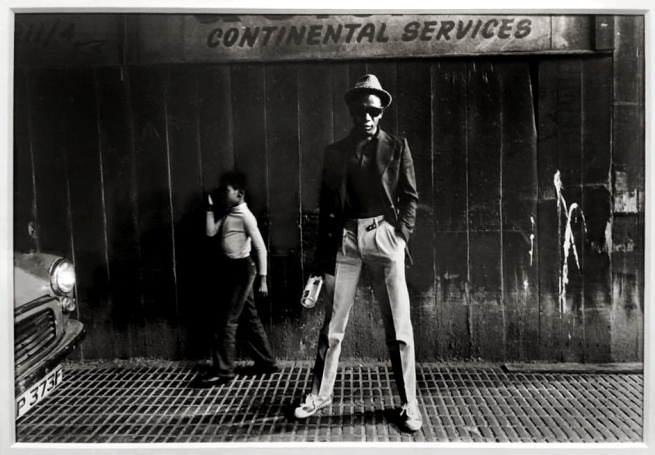 Syd Shelton (born 1947) 'Bagga (Bevin Fagan), Hackney, East London' 1979, printed 2012