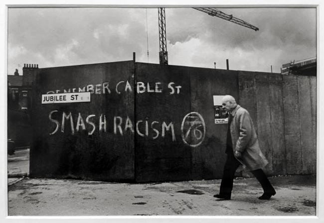 Syd Shelton (born 1947) 'Jubilee Street, Stepney, London' 1977, printed 2012