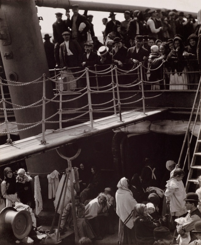 Alfred Stieglitz (American, 1864-1946) 'The Steerage' 1907