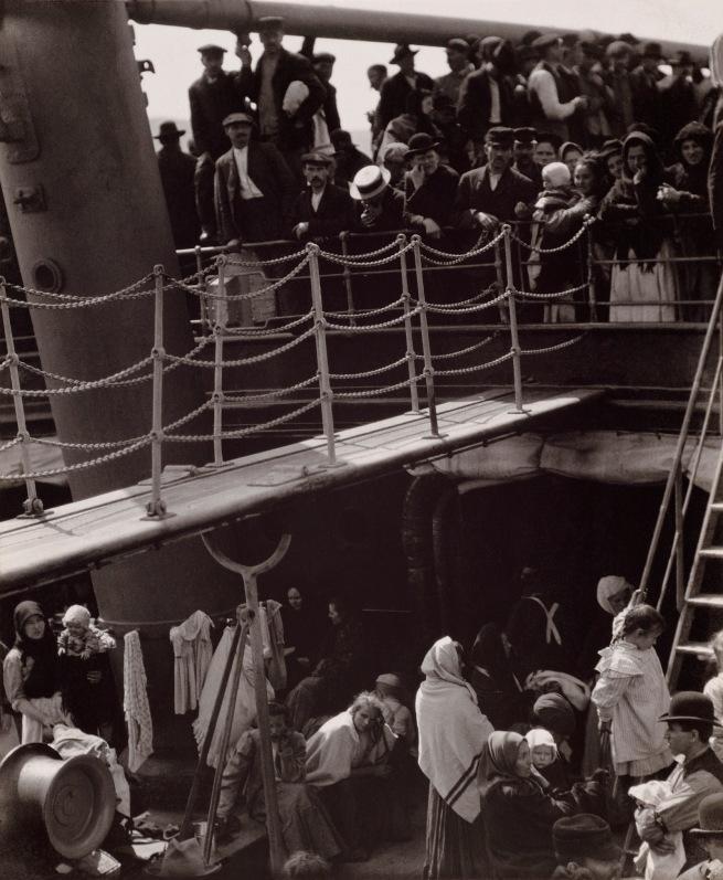 Alfred Stieglitz (American, 1864-1946) 'The Steerage' 1907