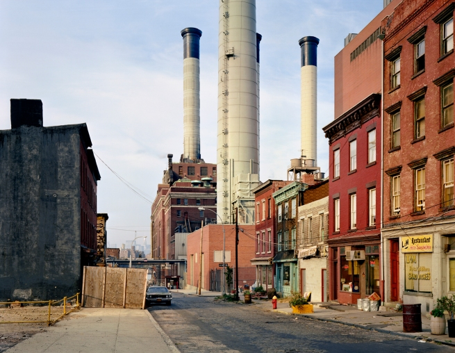 Wayne Sorce. 'Vinegar Hill, New York' 1985