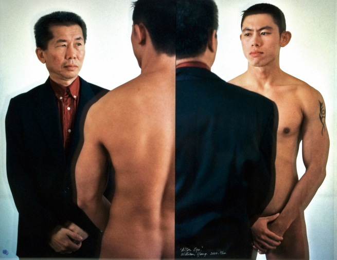 William Yang. 'Alter Ego' 2000