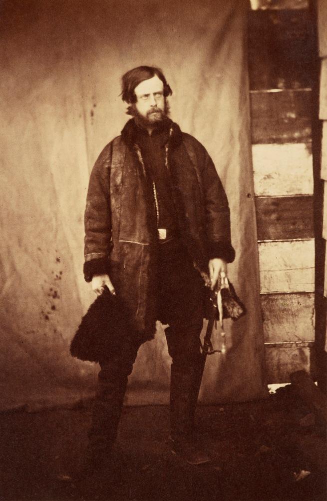 Roger Fenton (1819-69) 'Lord Balgonie' 1855
