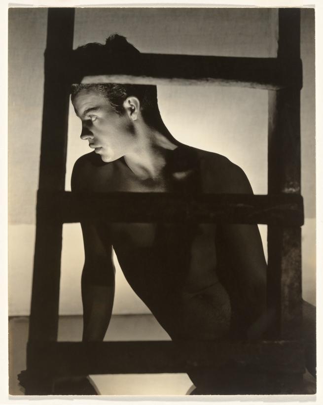 George Platt Lynes (United States, 1907-1955) 'Blanchard Kennedy' 1936