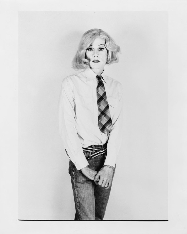 Christopher Makos (United States, 1948-) 'Altered Image: One Photograph of Andy Warhol' 1982