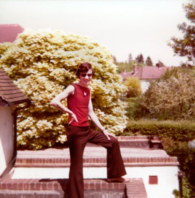 Unknown photographer. 'Marcus Bunyan, 19 years old, Welwyn Garden City, Hertfordshire' 1977