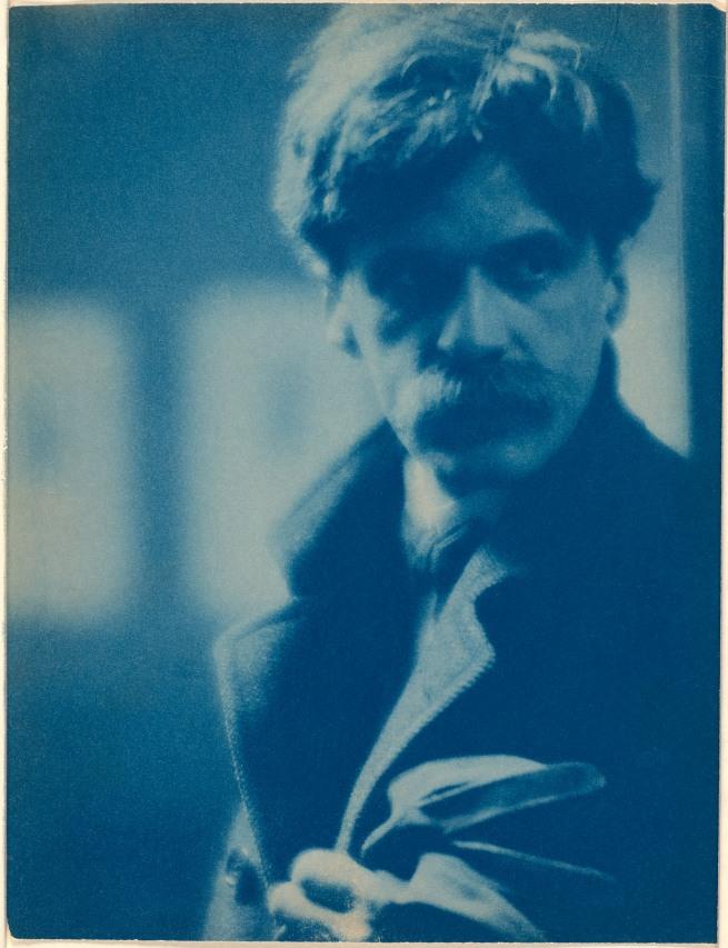 Clarence H. White (American, 1871-1925) 'Alfred Stieglitz' 1907