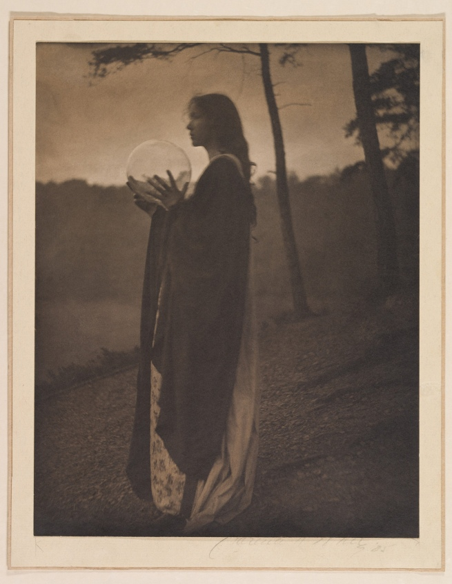 Clarence H. White (American, 1871-1925) 'The Bubble' 1898, printed 1905