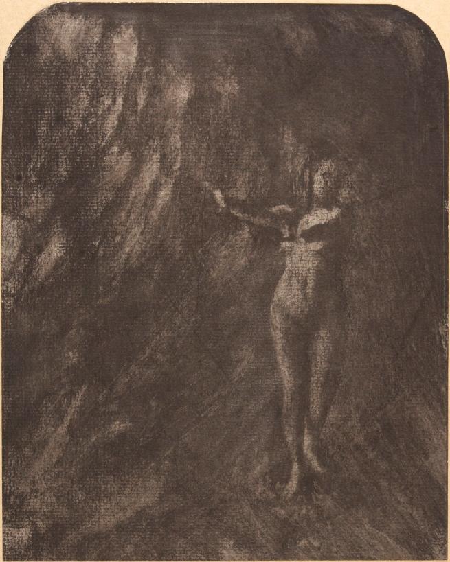 Clarence H. White (American, 1871-1925) 'The Deluge' c. 1902-03 Gum bichro