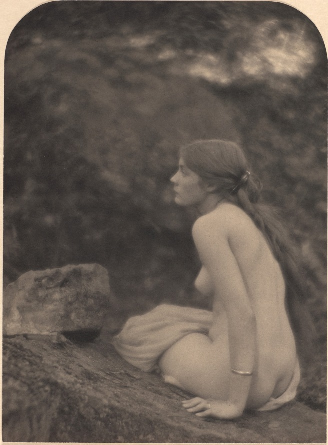 Clarence H. White (American,  1871-1925) 'Untitled [Florence Peterson]' c. 1909