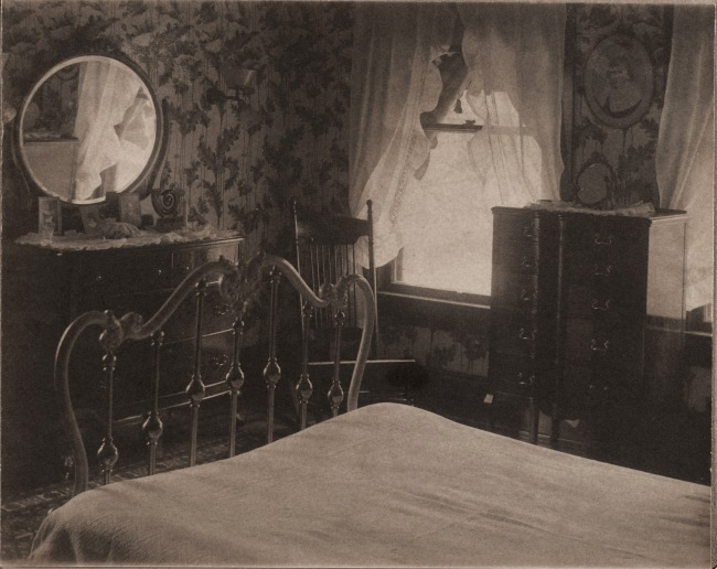 Clarence H. White (American, 1871-1925) 'Untitled [Interior of Weiant house, Newark, Ohio]' 1904