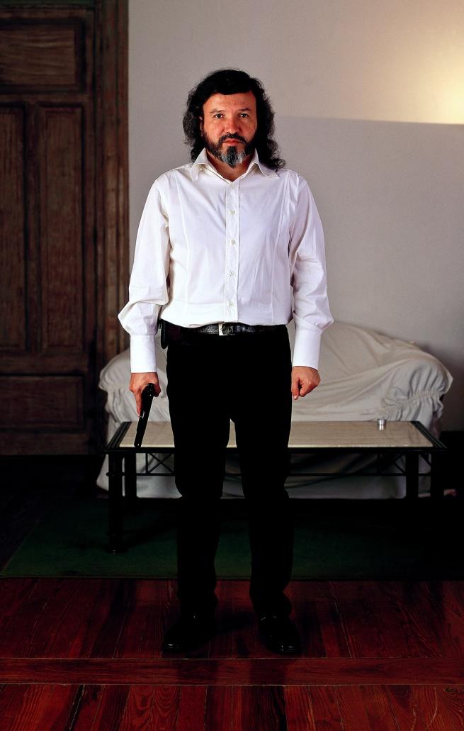 Ananké Asseff (Argentine, born 1971) 'Luis' c. 2005-07, printed 2015