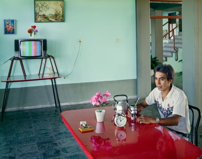 Martín Weber. 'Barras de colores' / 'Color Bars' 1996