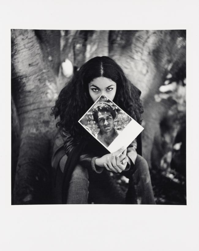 Julio Pantoja. 'Natalia Ariñez, 23 años, esudiante de arquitectura' / 'Natalia Ariñez, 23 Years Old, Architecture Student' 1999