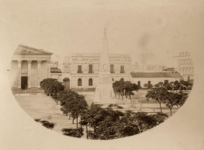 Esteban Gonnet (French, 1830-1868) 'Recuerdos de Beunos Ayres' / 'Memories of Beunos Aires' 1864